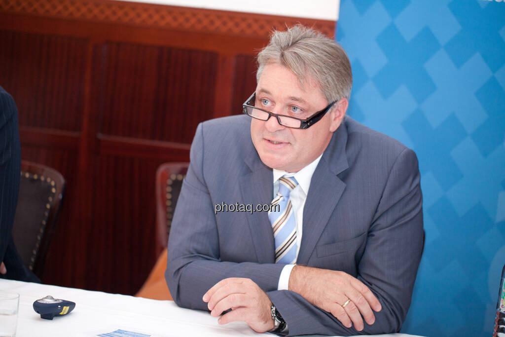 conwert: Thomas Doll (Geschäftsführender Direktor), © finanzmarktfoto.at / Michaela Mejta (28.08.2013)