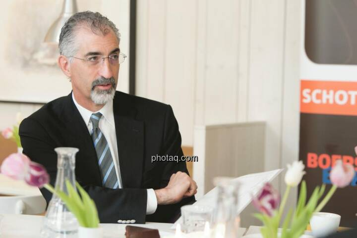Bradford Cooke, CEO Endeavour Silver