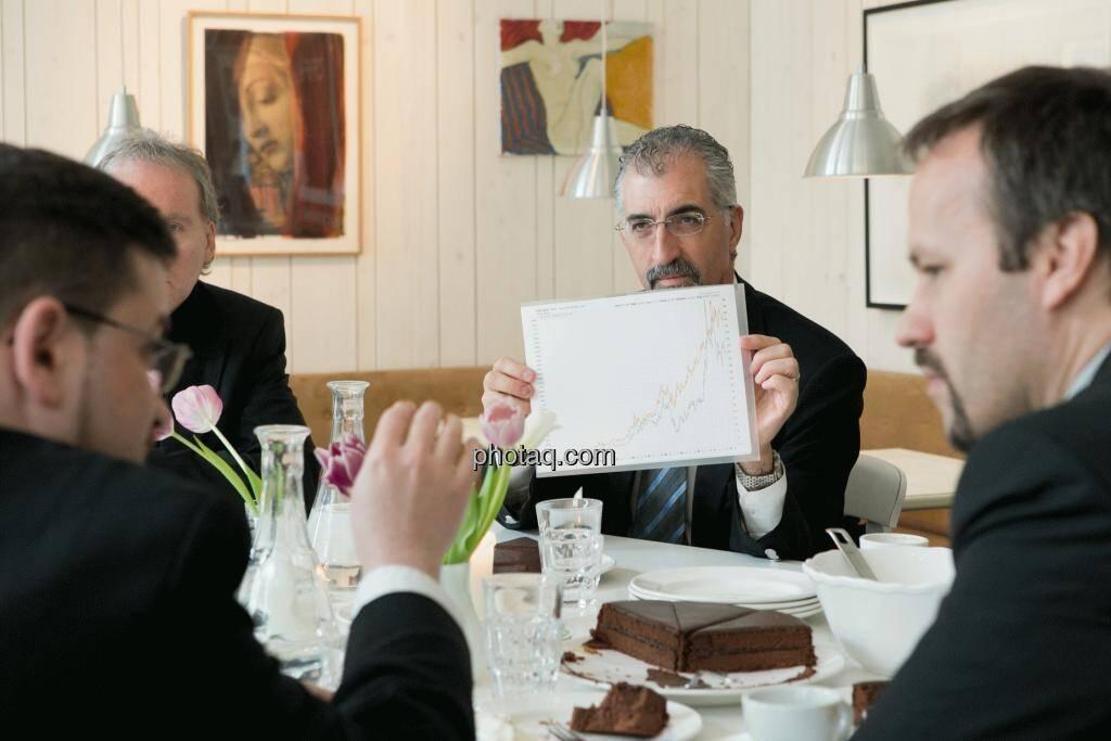 Bradford Cooke (CEO Endeavour Silver), © Martina Draper (15.12.2012)