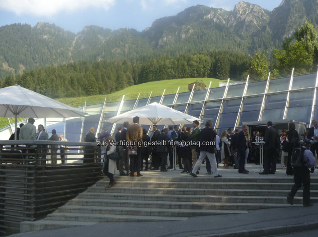 Forum Alpbach 2013, © Roland Meier (31.08.2013)