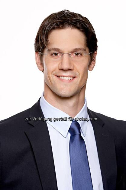 Stefan Hafenscher (35) übernimmt als Vice President die Leitung des Corporate Controllings der Austrian Airlines Group. (Bild: AUA) (05.09.2013)
