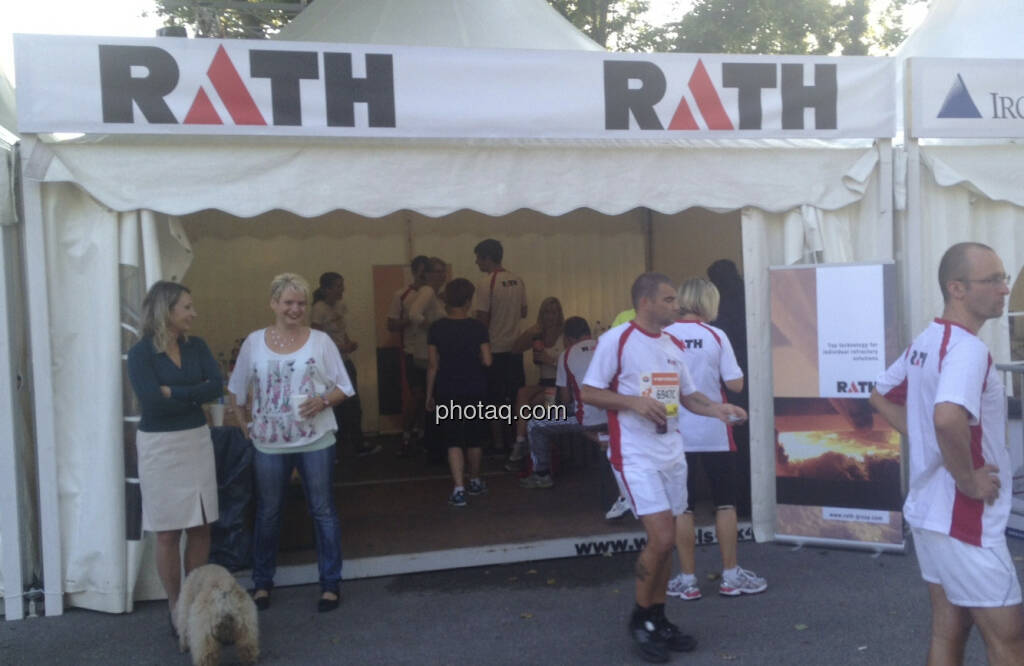 Rath beim Wien Energie Business Run 2013 (05.09.2013)
