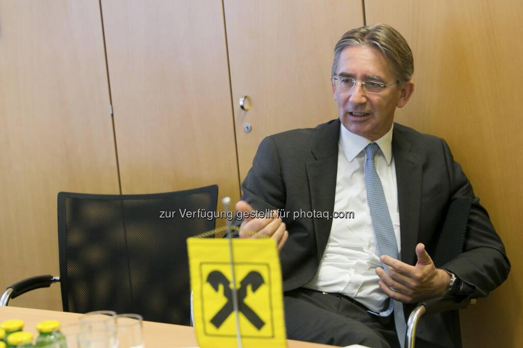 Wolfgang Plasser (CEO Pankl), © Martina Draper für Börse Express (15.12.2012)
