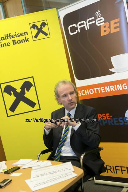 Christian Drastil (Christian Drastil Comm.), © Martina Draper für Börse Express (15.12.2012)