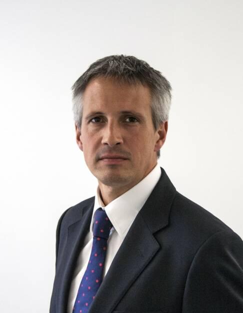 Matt Johnson, ETF Securities, startet die Service-Plattform Canvas. Mit ihrer Hilfe können Investmentgesellschaften aus der ganzen Welt White-Label Exchange Traded Funds (ETFs) entwickeln und in Europa auf den Markt bringen (c) Aussendung (09.09.2013)