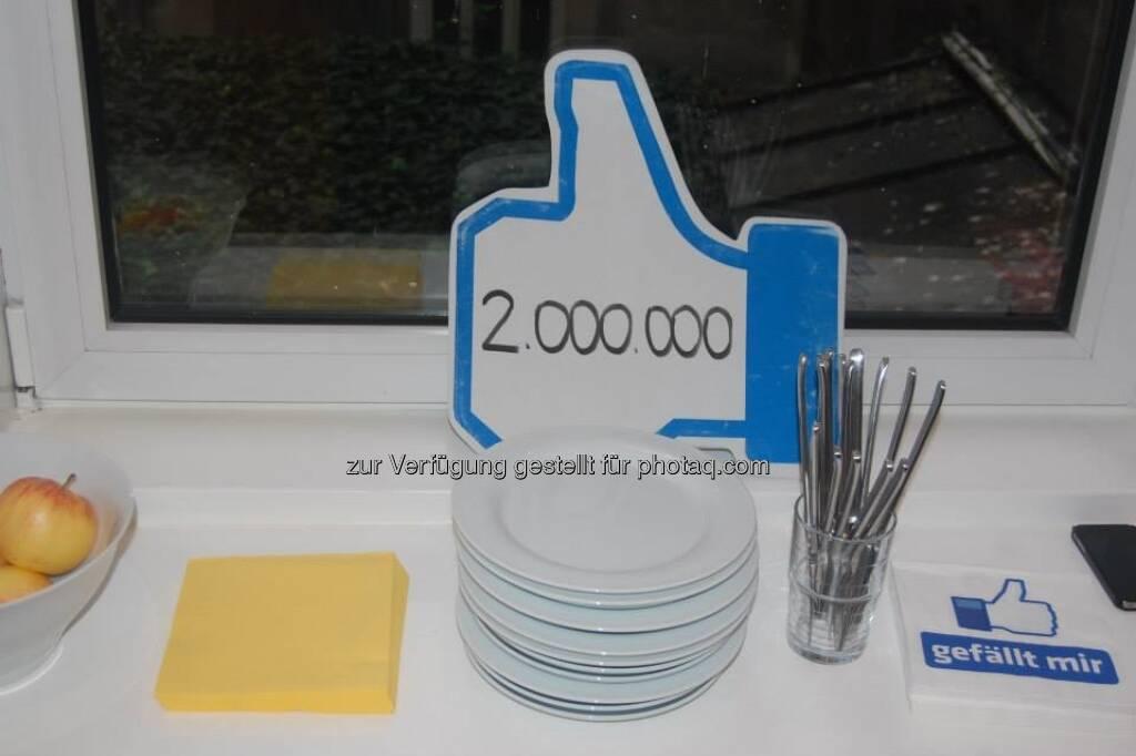 ambuzzador feiert 2 Mio.  (09.09.2013)