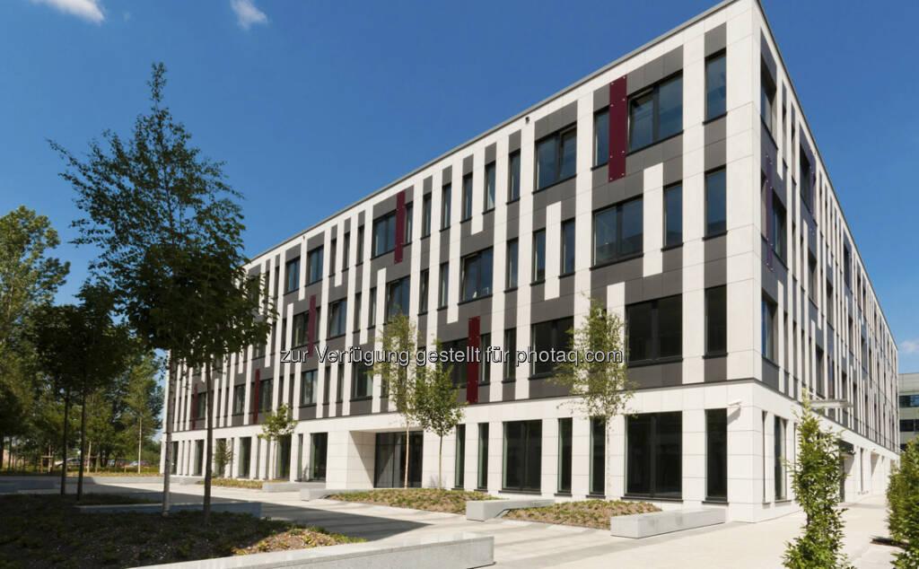 Der Poleczki Business Park, ein Gemeinschaftsprojekt von CA Immo und UBM (c) CA Immo (15.12.2012)