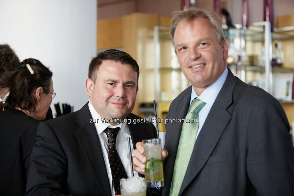 Andreas Feuerstein, S Immo, beim SRC Research Investorenforum 2013, © Alexandra Repp (10.09.2013)