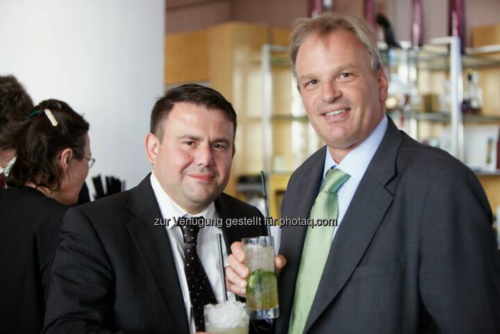 Andreas Feuerstein, S Immo, beim SRC Research Investorenforum 2013