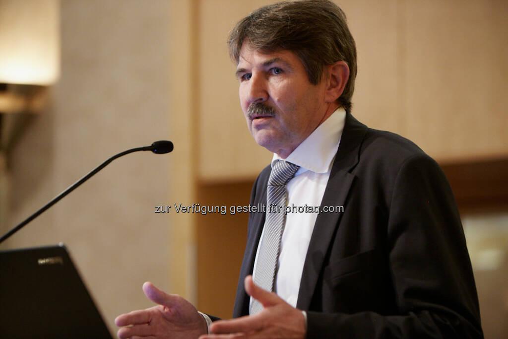 Ernst Vejdovszky, S Immo, beim SRC Research Investorenforum 2013, © Alexandra Repp (10.09.2013)