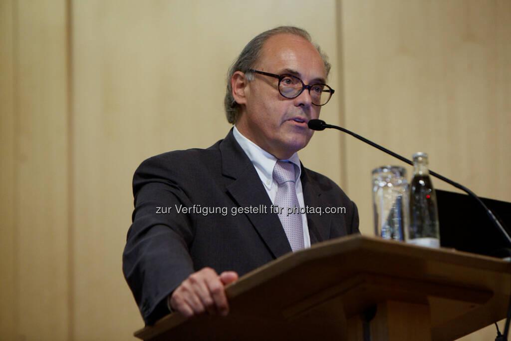 Franz Jurkowitsch, Warimpex, beim SRC Research Investorenforum 2013, © Alexandra Repp (10.09.2013)