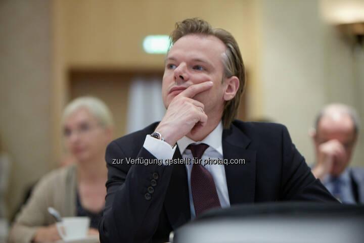 Peter Sidlo beim SRC Research Investorenforum 2013