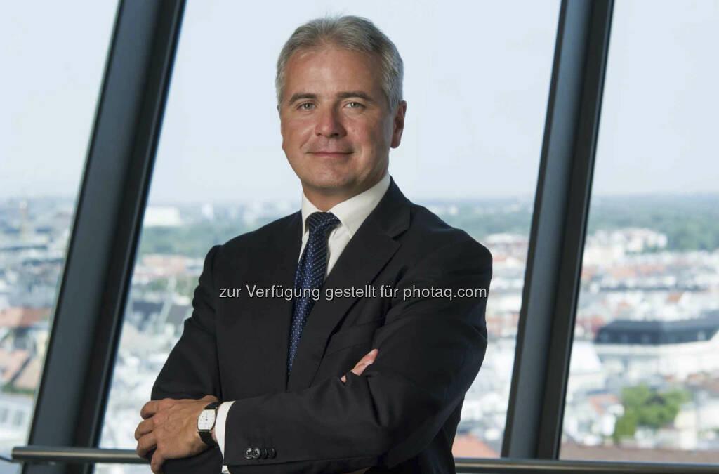 RBI bestellt Attila Szalay-Berzeviczy zum Leiter von Group Securities Services (c) Aussendung (11.09.2013)