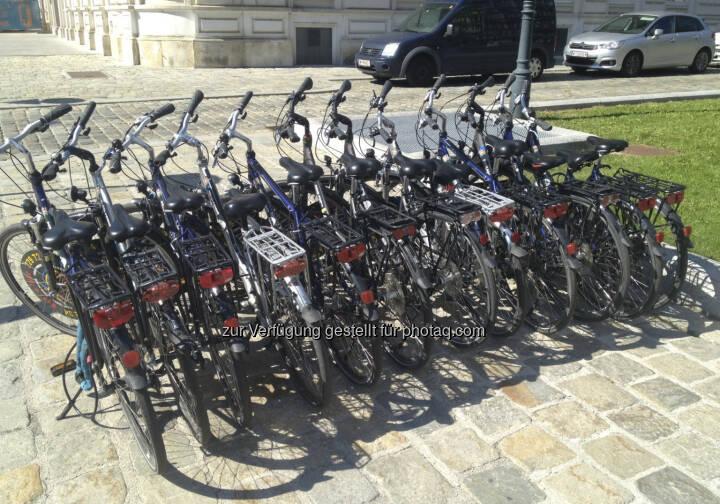 Fahrrad, Fahrräder