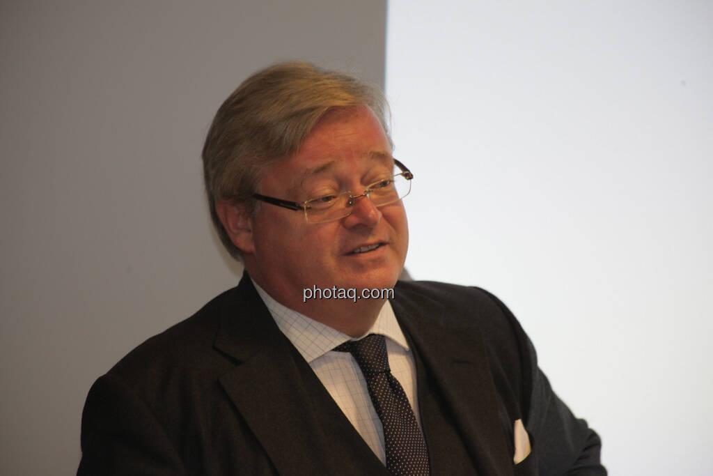 Philipp Baar-Baarenfels, © finanzmarktfoto.at/Michaela Mejta (12.09.2013)