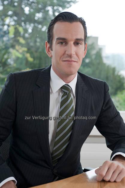 Adrian Weber, 34, verstärkt als Principal für den Bereich Financial Services das Team in Wien von Roland Berger Strategy Consultants (Bild: Roland Berger) (18.09.2013)