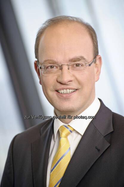 Peter Lennkh übernimmt Verantwortung für Firmenkundengeschäft im Vorstand der RBI (c) Aussendung (19.09.2013)