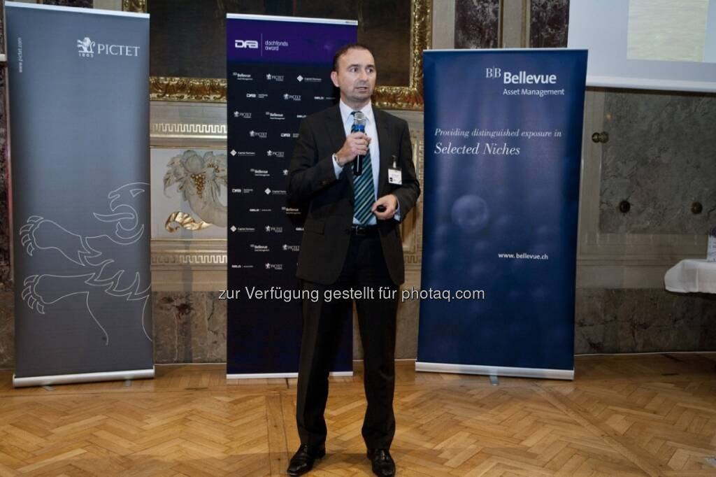 Jean-Pierre Gerber, Bellevue Asset Management (15.12.2012)