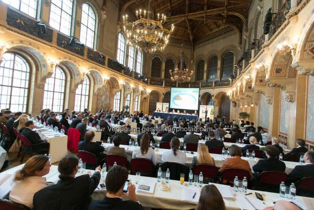 Tagungsfoto zum 8. Wiener Symposium zum Wirtschafts- und Finanzstrafrecht von Deloitte , © Martina Draper für Deloitte (19.09.2013)
