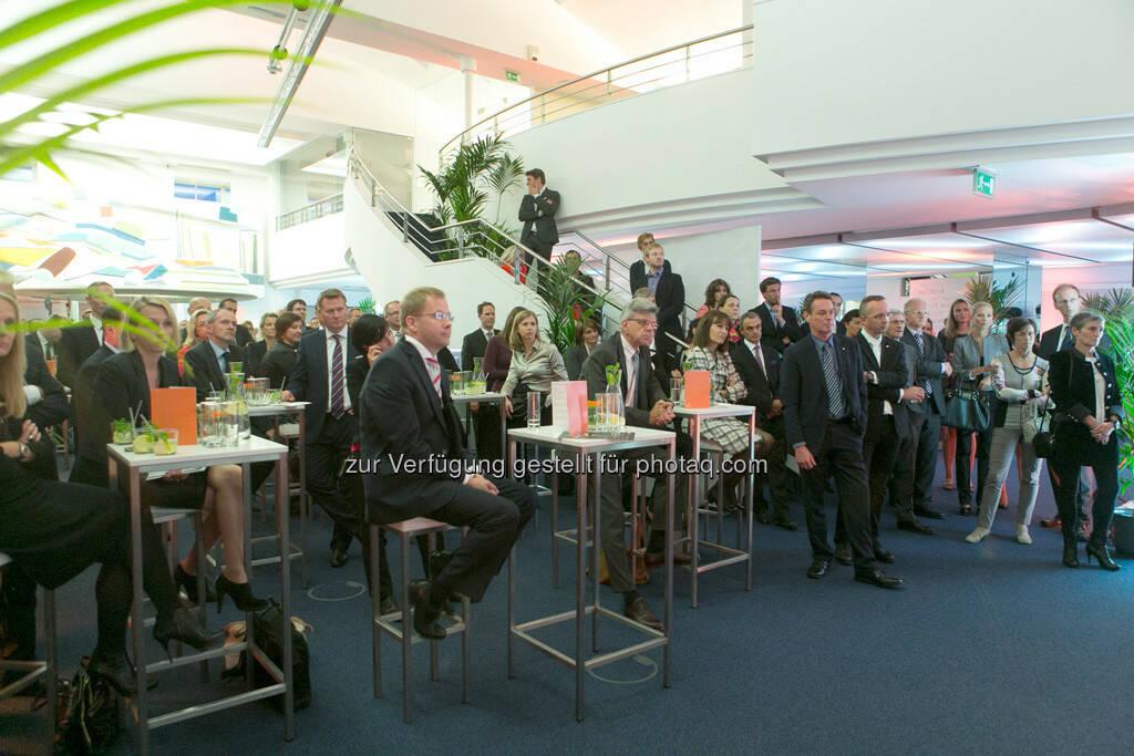 Accenture Lounge, © Accenture GmbH/APA-Fotoservice/Draper (19.09.2013)