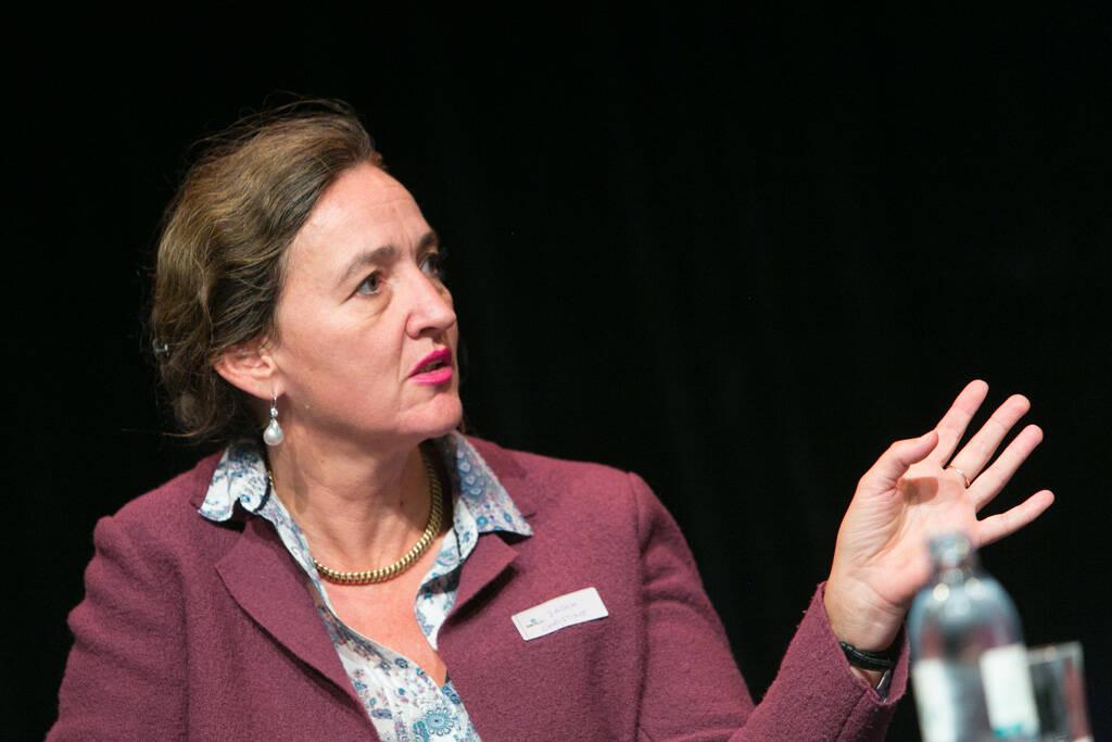 Christine Jasch (Jury Vorsitzende des ASRA), © Martina Draper (19.09.2013)