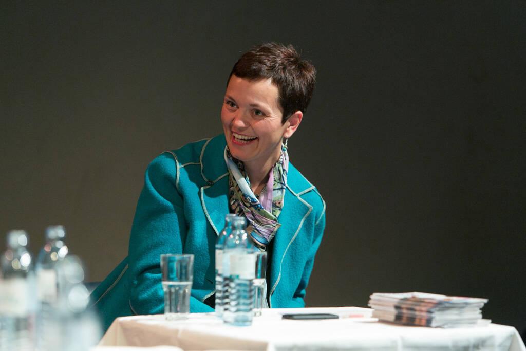 Cornelia Dankl (Bonus Vorsorgekasse), © Martina Draper (19.09.2013)