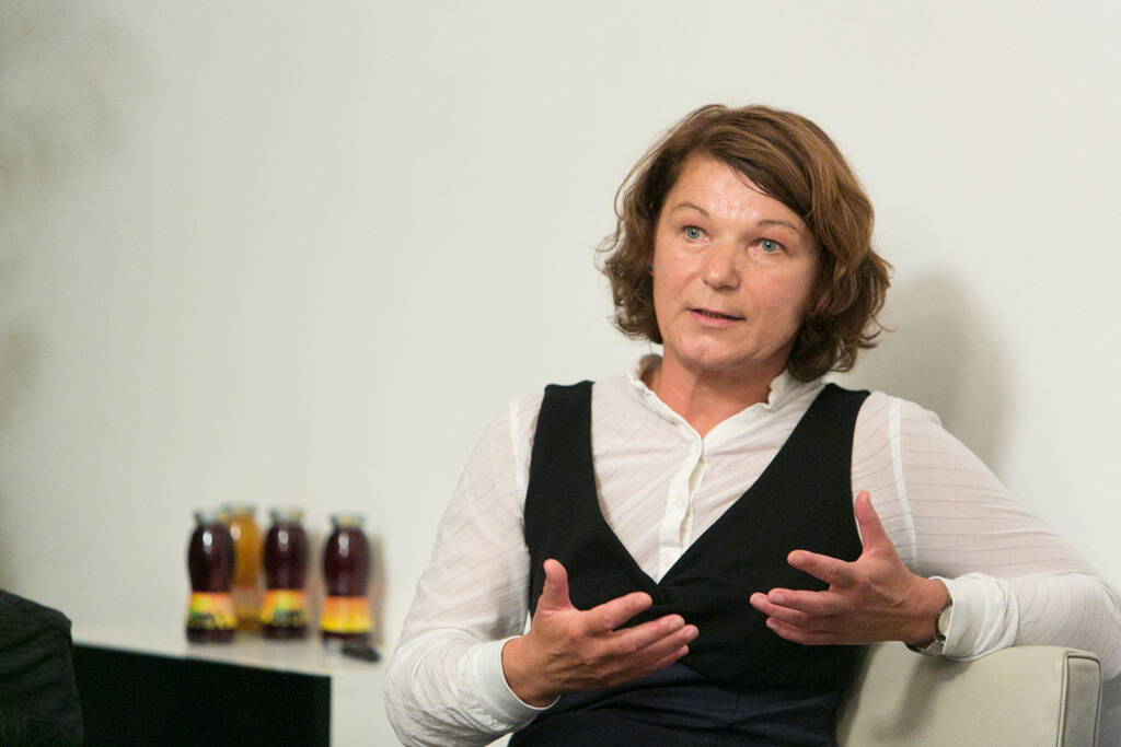 Monika Haider, GF equalizent Schulungs- und Beratungs GmbH, © Martina Draper (19.09.2013)