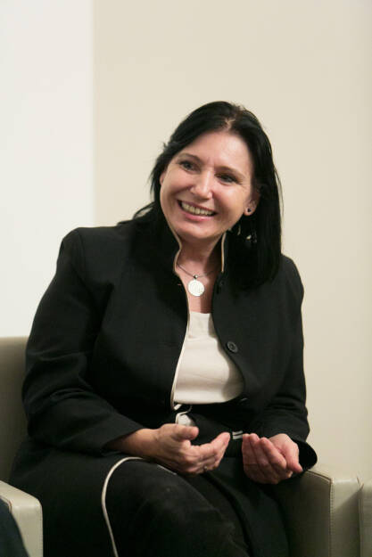 Ina Pfneiszl, CSR-Leiterin Simacek, © Martina Draper (19.09.2013)