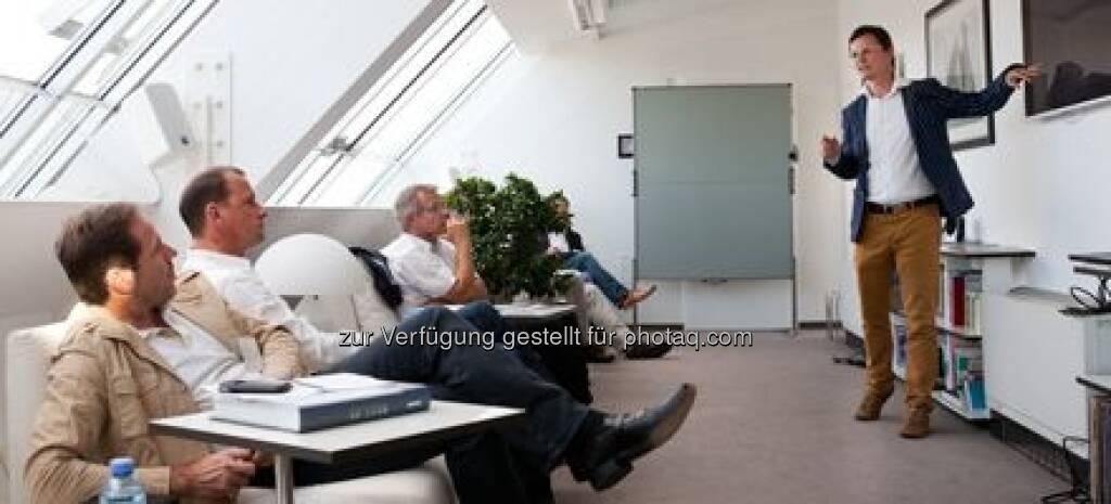 Station 6 - Bernhard Herzog von M.O.O.CON über Arbeitstypen und Ihre Tätigkeitsprofile, © M.O.O.CON (20.09.2013)